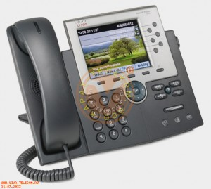 IP-телефоны - Cisco 7965G Unified IP Phone