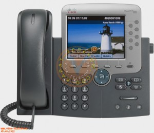 IP-телефоны - Cisco 7975G Unified IP Phone